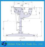 Guida d'acciaio della gru della guida della guida scanalata guida della trave della guida della flangia/guida