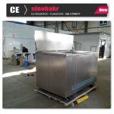 Piezas ultrasónicas del producto de limpieza de discos del equipo de la limpieza de vapor