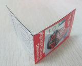 Endereço da Internet magnético de papel de dobramento, ímã do refrigerador