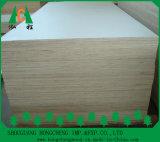 Seiten des Furnierholz-Melamin-warme Weiß-zwei