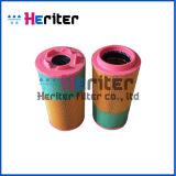 Cartucho de papel plisado parte C24820 del filtro de aire del compresor de aire de Mann
