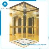 Diseño y cabina bien de la elevación del hogar de la venta (OS41) de la cabina del elevador