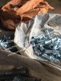 Manicotto galvanizzato del puntello per i puntelli d'acciaio resistenti