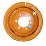 оправа стали пробки колеса тележки 6.0g-16
