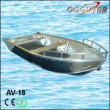 5.5 Messinstrument Handelstyp voll geschweißtes Aluminiumboot