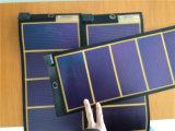 comitato di carico solare Rollable flessibile di 5.1V PV per il telefono delle cellule