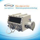 Caixa de luva de ar seco com índice de oxigênio da água com menos de 1 ppm
