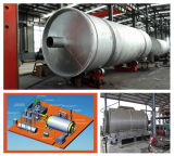 10ton Pyrolysis Machinery für Plastic und Tyre Recycling