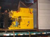 Automatische mobile konkrete hohle Maschine des Ziegelstein-Qmy6-25/Ziegeleimaschine