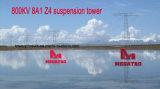 Башня передачи цепи Megatro 500kv 5c5 Sdj двойная