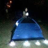 Lâmpada impermeável de acampamento da lanterna inflável