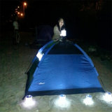 Aufblasbare Laterne-kampierende wasserdichte Lampe
