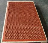 OEM конструкции циновки ливня Масл-Сопротивления выскальзования Non резиновый