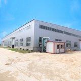 Edificio prefabricado del almacén de la estructura de acero del marco del metal de la ISO