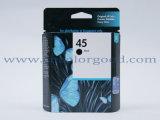 Cartuccia di inchiostro genuina di Orignial 51645A/#45 della cancelleria per l'HP