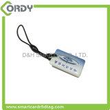 125kHz/13.56MHz 작은 PVC NFC 에폭시 꼬리표