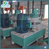 Pelletiseur inférieur en bois de moulin de boulette de cosse de riz de l'investissement 0.6t/H