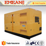 400kVA 침묵하는 힘 판매를 위한 공냉식 디젤 엔진 발전기 세트
