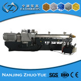 Machine Manufactory van de Extruder van de Korrels van pvc van Zte de Plastic