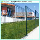 Geschweißtes Ineinander greifen-Zaun/Panel-Zaun/Garten-Zaun