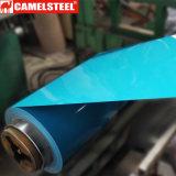 Bobina de aço revestida cor PPGI do material de construção