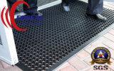 Estera anti de goma grande del resbalón para el taller de la cocina al aire libre