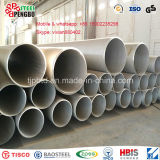 Pipe en acier sans joint inoxidable de TP304/304L/316/316L