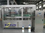 3 em 1 máquina de enchimento de engarrafamento da água líquida