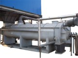 Kjg-15 Paddle Dryer para Industrial Sludge