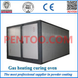2016 Sell quente Assembled Powder Curing Oven com Competitive Price