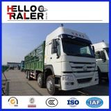 Sinotruk 40 Ton HOWO 8X4 371HP Cargo Truck