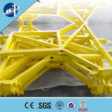 Alzamiento del material de construcción Sc200, pasajero Elevator/24peoples de la construcción