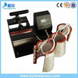 Xy-012A-3 продает машину оптом передачи тепла кружки 4in1