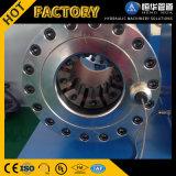 最下の価格および高品質はロック機械管、油圧ホースのひだ付け装置、油圧ホースのひだが付く機械を差し控える