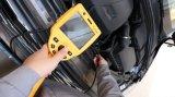 Endoscópios video industriais com a articulação da ponta 4-Way, 5.0 '' LCD