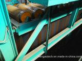 Ligne d'enduit continue de couleur de la bobine en acier de couleur