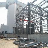 Gruppo di lavoro del blocco per grafici di Prefabhouse della struttura d'acciaio