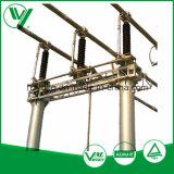 Jw-126 고전압 회로를 위한 고전압 110kv 접지 스위치