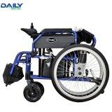 "24 ""Big Drive Wheels Folding Electric Power Wheelchair Dp603"