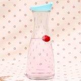 ガラスビンまたは飲料のびんまたはミルクびんまたはジュースの容器