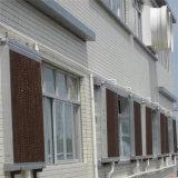 Garniture de refroidissement par évaporation avec la conformité de GV utilisée en été
