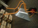 頑丈なIndustialの商業一輪車Wb5009