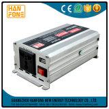 Inverseur de véhicule de pouvoir du prix usine mini 500W avec USB (PDA500)