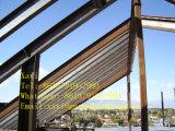 Fascio dell'acciaio legato utilizzato in ponticello/torretta