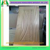 Pelle di legno del portello dell'impiallacciatura HDF