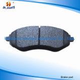 Almofada de freio das peças de automóvel para Volkswagon D290 BMW/Opel/Iveco/Volvo/Benz