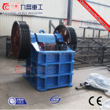 China trituradora de mandíbula utiliza para piedras rotas con la norma ISO