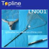 OEMが付いているAluのハンドルの釣り道具が付いている折るたも網
