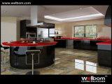 2016年のWelbomの合板の死体新しいデザイン台所木の家具
