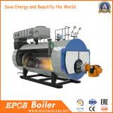 Industrielles Gas oder ölbefeuerter Heißwasser-Dieseldampfkessel